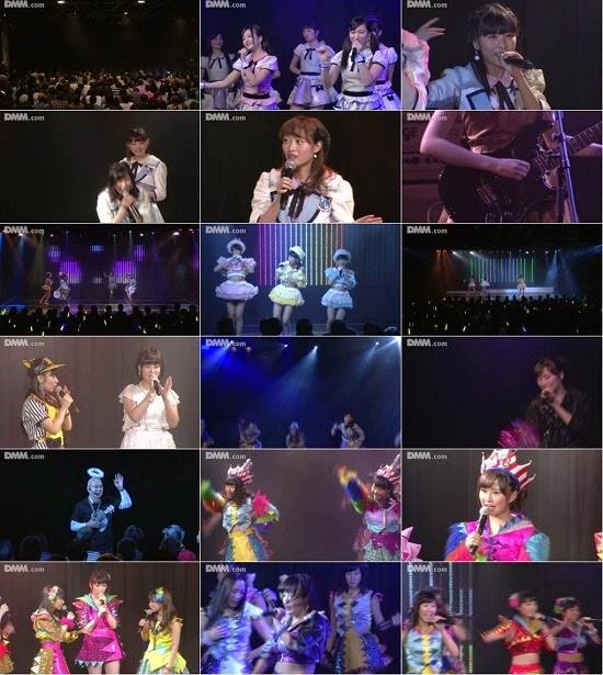 """(LIVE)(公演) NMB48 チームN """"ここにだって天使はいる"""" 公演 150214 & 150215"""