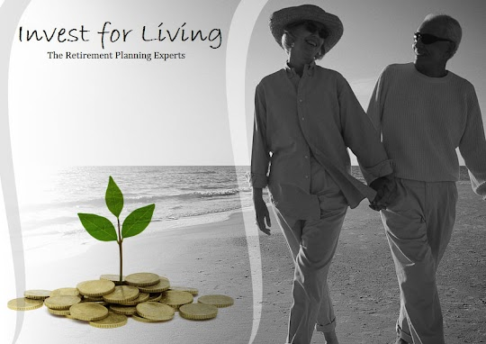 E-Book Cover for Invest For Living