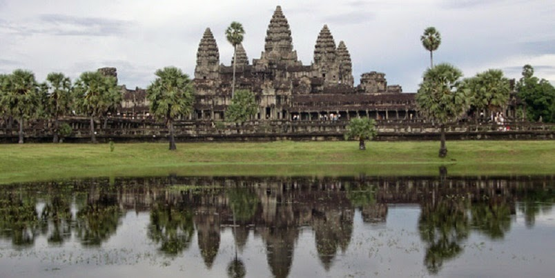 The 're-wilding' of Angkor Wat