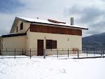 the villa in winter