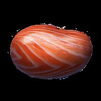 Una gelatina Tuttigusti + 1 al sapore di salmone