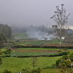 okolice wioski Lembanna, gdzie zaczyna się trekking