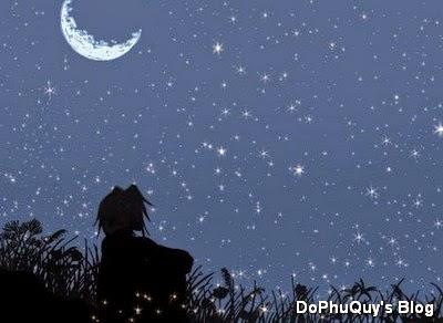 Thơ hay về nỗi cô đơn khi đêm đến
