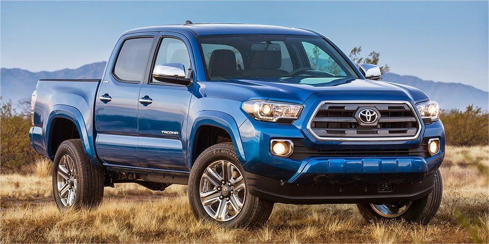 All-new 2016 Toyota Tacoma Engine Specs | Interior and Features