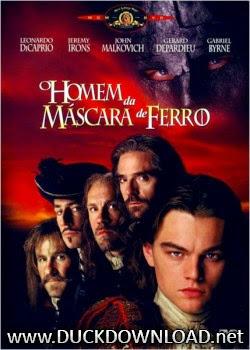 Baixar Filme O Homem da Máscara de Ferro DVDRip Dublado