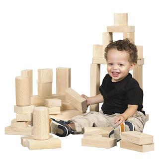 Lợi ích của đồ chơi xếp hình khối xây dựng