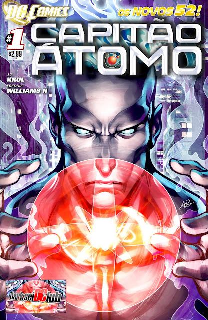 Capitão Átomo (Os Novos 52)
