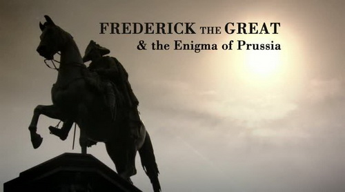 Fryderyk Wielki Enigma Prus / Frederick the Great and the Enigma of Prussia (2010) PL.TVRip.XviD / Lektor PL