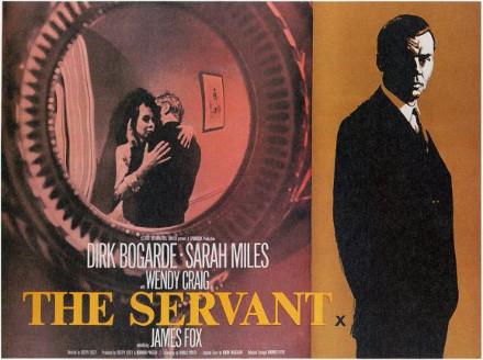 the servant film poster