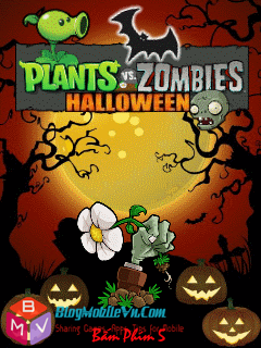 Plants vs Zombies Halloween 2012 - Lễ hội Ma