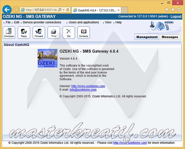 Ozeki NG SMS Gateway