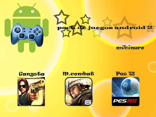 Juegos Para Android Hvga Apk+SD [320x480] [Parte 2] [RS]