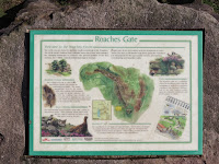 Roaches Gate Sign