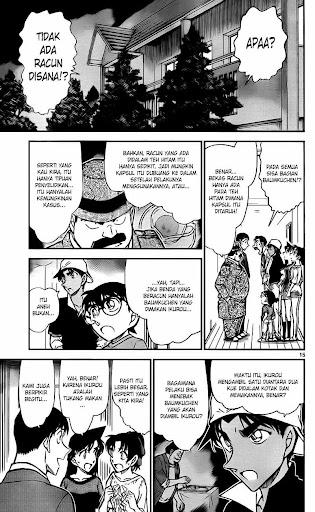 Detective Conan 782 page 15