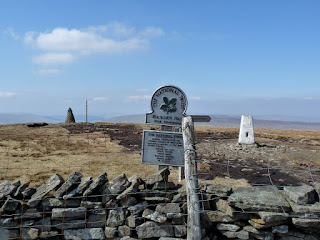 Buckden PIke from the other side!!