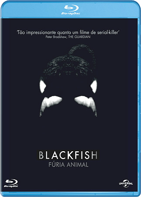 Filme Poster Blackfish: Fúria Animal BDRip XviD Dual Audio & RMVB Dublado