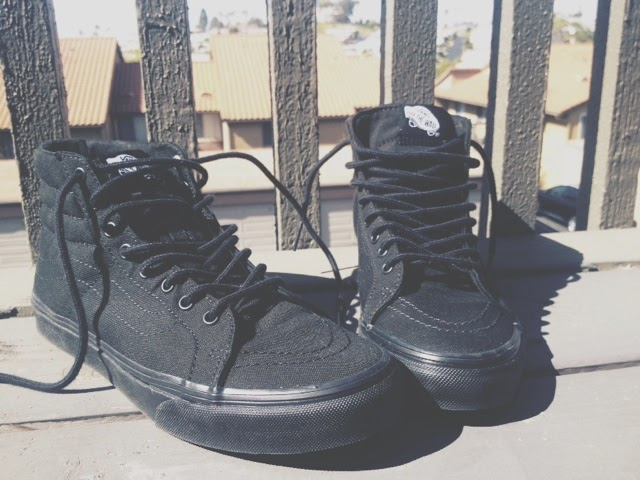 Courtney Tomesch Vans Sk8 Hi Slims