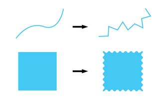 hiệu ứng trong nhóm công cụ 3D của Illustrator