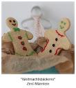 Weihnachtsbäckerei Zimt-Männlein