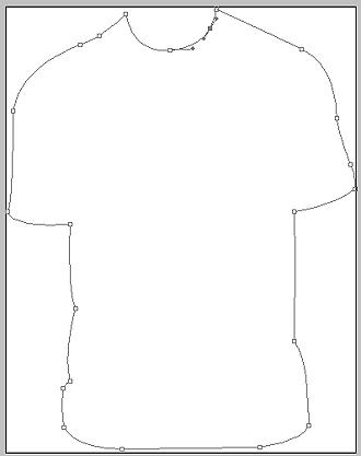 Membuat Desain T-Shirt dan Kaos dengan Photoshop