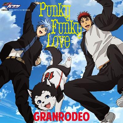Kuroko no Basuke 3 OP Single - Punky Funky Love
