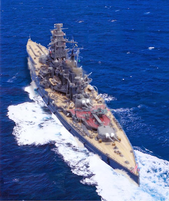 金剛型戦艦の画像 p1_35
