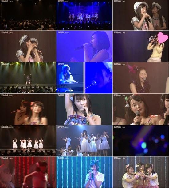 "(LIVE)(公演) NMB48 チーム研究生 ""想像の詩人"" 公演 150220"