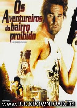 Baixar Filme Os Aventureiros do Bairro Proibido DVDRip Dublado