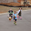 Kids come running to BG egg hunt