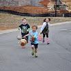 Kids come running to BG egg hunt