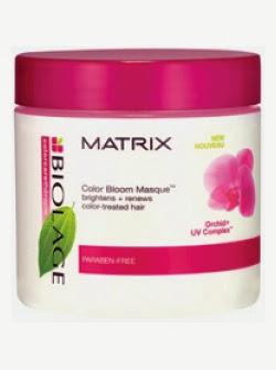 Perawatan Rambut Matrix New Bio Colorcare Mask : MTX-17