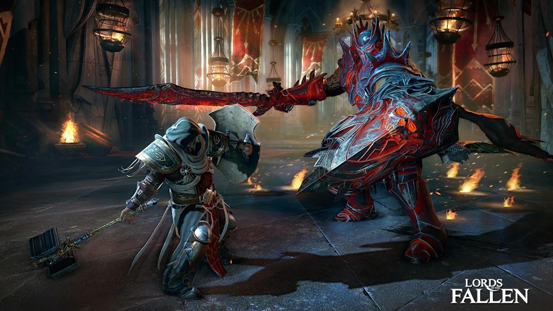 Lords of the Fallen lộ diện tại E3 2013 - Ảnh 3