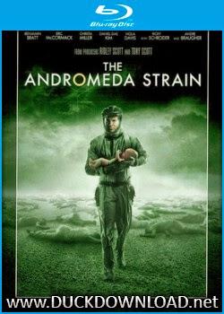 Baixar Filme O Enigma de Andrômeda BluRay 720p Dual Áudio