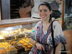 Inside Bakery http://indiafoodtour.com  http://foodtourindelhi.com