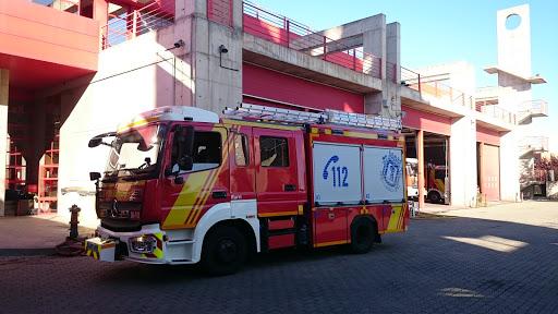Parque De Bomberos 11 Hortaleza, Calle de Mesena, s/n, 28033 Madrid, España, Estación de bomberos | Comunidad de Madrid