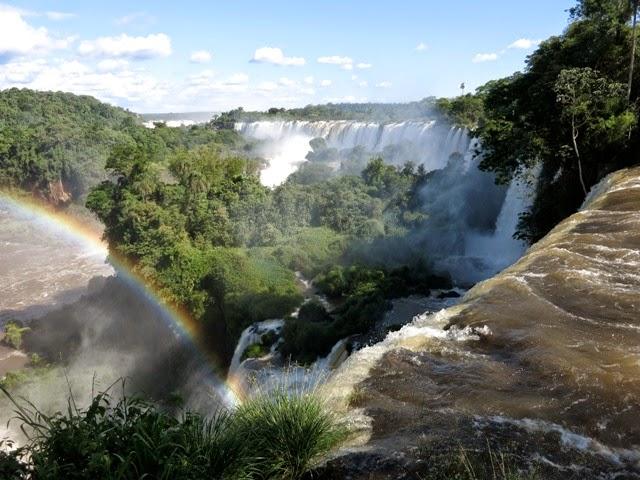 Iguazu Falls of Argentina