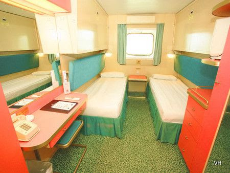 Super Star Libra - Oceanview Stateroom with Window ( Cabin )