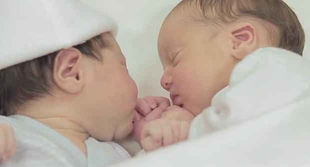 "Beautiful Babies Star in ""My First Friend"" by Huggies"