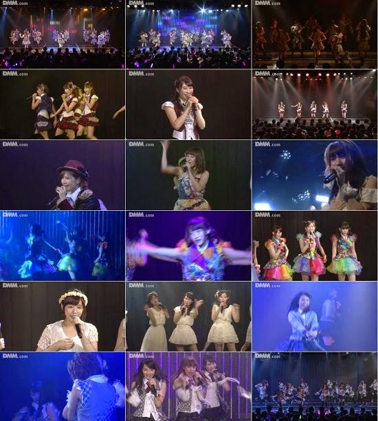 "(LIVE)(公演) NMB48 チームM ""RESET"" 公演 141029 & 141031 & 141107 & 141110 & 141112"