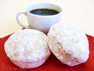 donut muffins nevados
