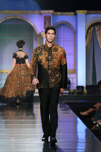 Raden Sirait & Jakarta Fashion Festival [men's fashion]