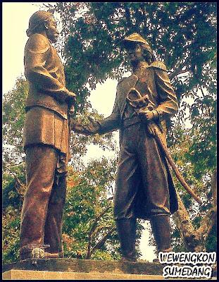 Patung Pangeran Kornel
