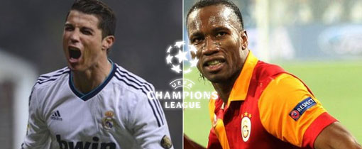 Real Madrid vs. Galatasaray en Vivo - Champions League