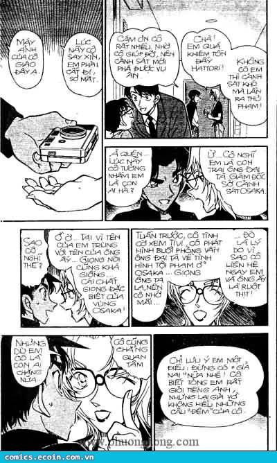 xem truyen moi - Conan chap 343