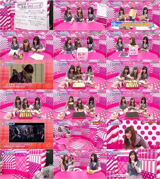(TV-Variety)(720p) NMB48 – Kawaiian Clubee! ep99