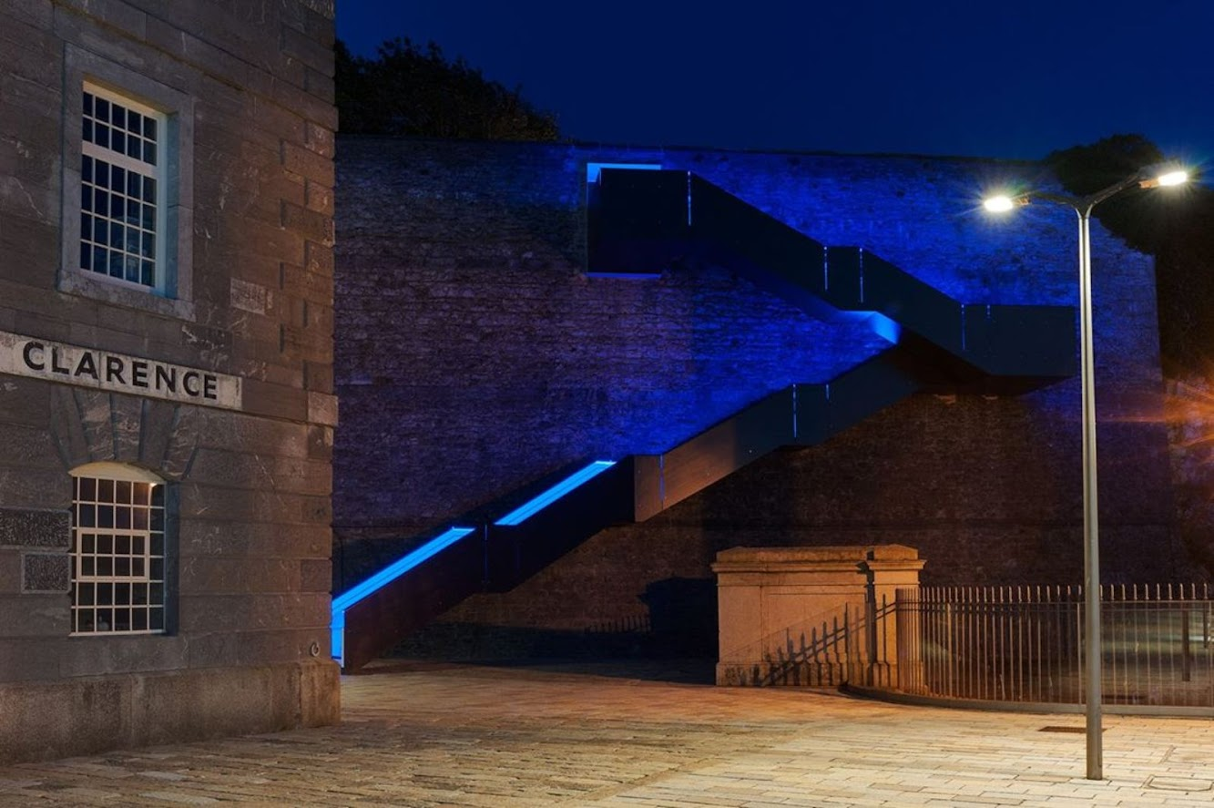 Coast Path Staircase Wins Small Projects 2014 Sustainability