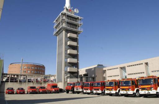 Bomberos Comunidad de Madrid - Parque de Las Rozas, Carretera A Coruña, Km 21.700, 28230 Las Rozas, Madrid, España, Estación de bomberos | Comunidad de Madrid