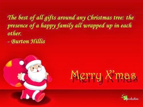 Famous Christmas Greetings Sayings For