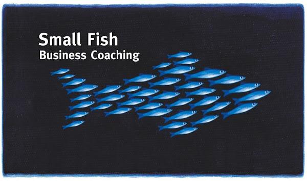 small fish logo