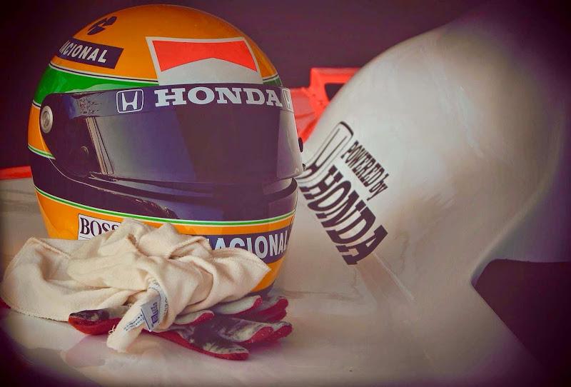 Remember Senna - 20 лет со дня гибели Айртона Сенны
